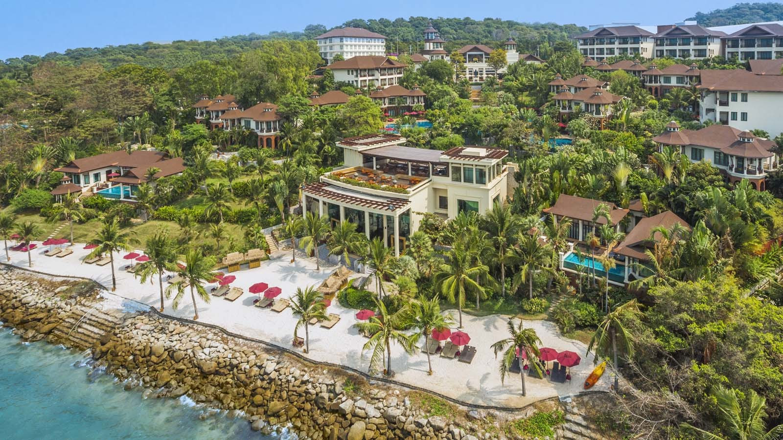 intercontinental pattaya resort to open beachfront on pattaya bay destination thailand news - The Destination A Luxury Resort