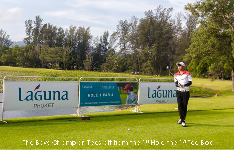 Future Stars Shine at the 2nd Laguna Phuket Junior Golf ...