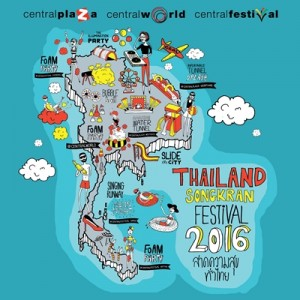 Songkran Fes MAP