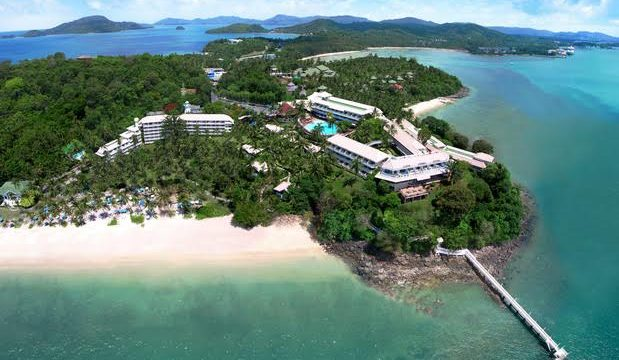 Cape Panwa Hotel amongst Thailand's Top 10 Wedding Hotels by