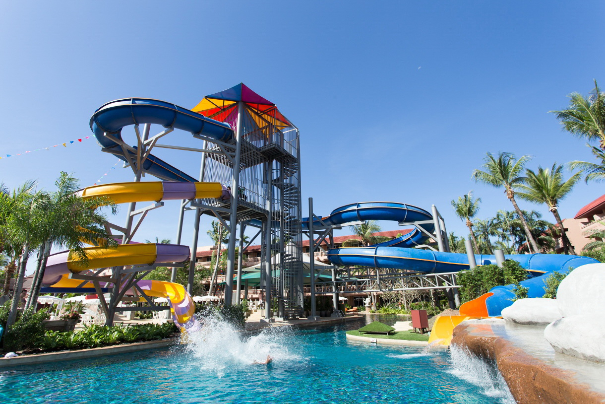 Phuket orchid resort offers guests extra anniversary treats destination thailand news - The giant slide apartament ...