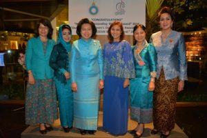 5 - Congratulatory Dinner on Thai Women's Day 2016