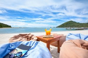Away Koh Samui Elements Resort and Spa Beach