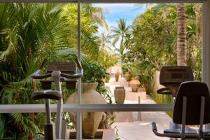 Away Koh Samui Elements Resort and Spa fitness 4