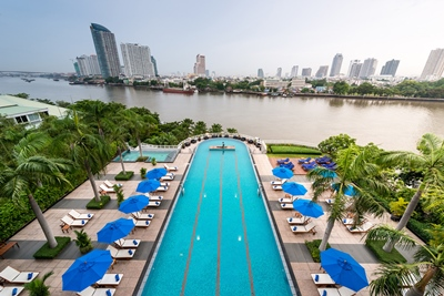 Chatrium Hotel Riverside Bangkok Awarded Top 10 Loved by Guests_1