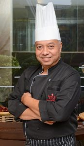 Executive Chef Boonplook Thiengsoosuk