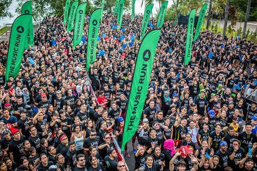 The Music Run by AIA Vitality 2016  (3)