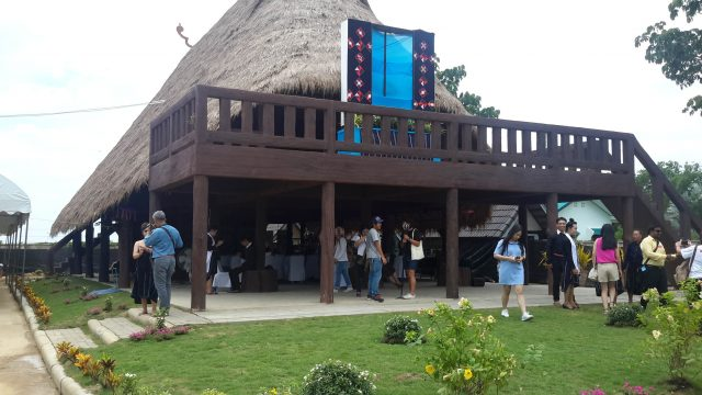 Visitor Centre  at Thai Song Dam Cultural Centre