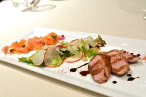 5-surf-turf-selections-smoked-duck-breast-and-smoke-salmon