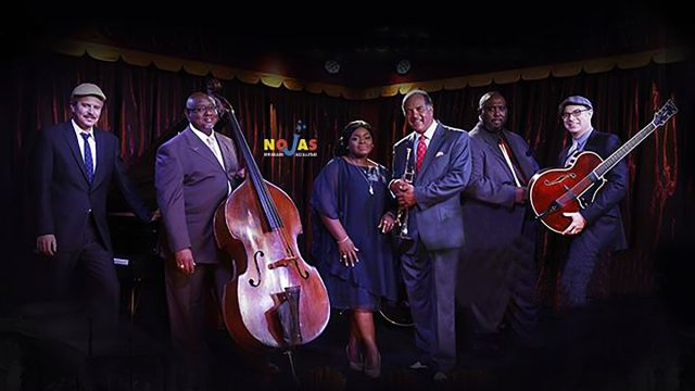 An Evening With The New Orleans All Stars Jazz BandOne Night Only Live At Living Room