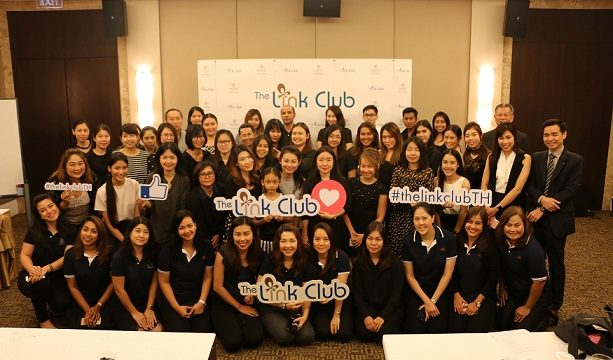 Ascott Thailand Invited The Link Club Members To A Creative Desert