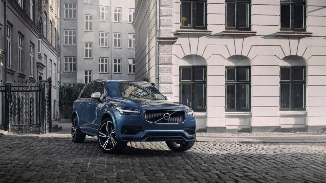 All New Volvo Xc90 And S90 R Design T8 Twin Engine Awd Plug In