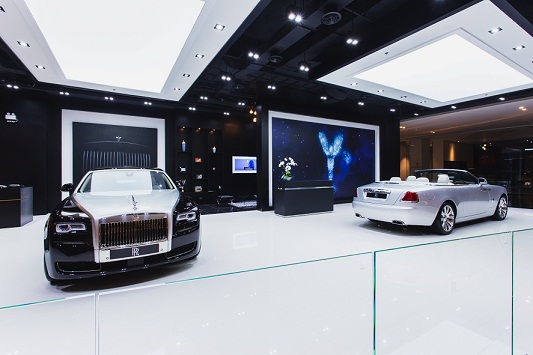 Rolls Royce Motor Cars Bangkok Brings Pinnacle Luxury To