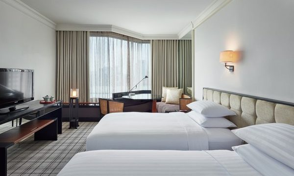 Staycation for THB 3,990 at Grand Hyatt Erawan