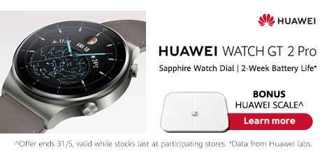 Huawei Position 1